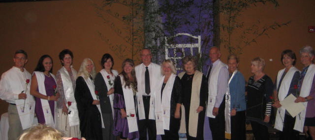 ADL Ordination Ceremony: Blessed Union of Souls