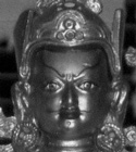 Tibetan Buddhism beliefs photo of Padmasambhava from Rev Nancy's Collection