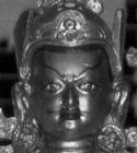 Tibetan Buddhism beliefs photo of Padmasambhava from Rev Nancy's Collection