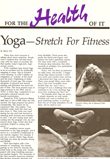 360 Articles on Yoga yoga pictures from Rev Nancy's collection