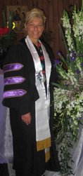 Reverend Nancy Ash, DD, PhD