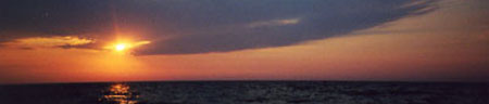 Soul Plane on Earth: Photo of Anna Maria Island by Rev Dr. Nancy Ash, from her private collection