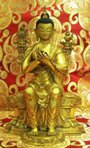 Gods of Buddhism Photo of Maitreya