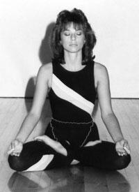 Photo shoot for Creative Wellness/Model - Nancy Ash