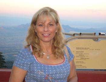 Your Spiritual Midlife Coaching Guide, Reverend Dr. Nancy Ash. Photo by Jonathan Ash, 2007