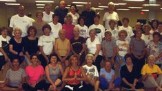 one of many yoga pictures: yoga for seniors from Rev Nancy's collection